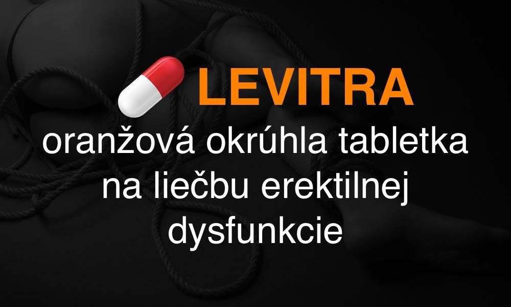 Levitra - recenzia