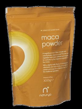 Prášok Maca organic powder 300g (eshop BohatstvoPrírody)