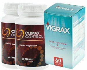 Climax Control - odporúčaný balíček