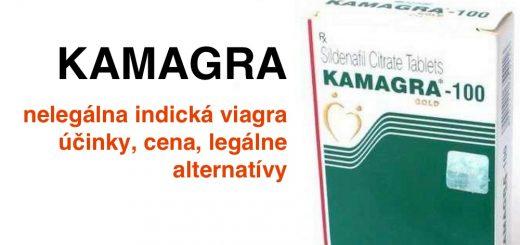 Kamagra - účinky, cena, alternatívy, skúsenosti