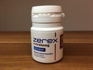Zerex Extralong na predčasnú ejakuláciu