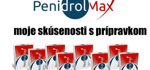 Penidrol Max - recenzia, skúsenosti