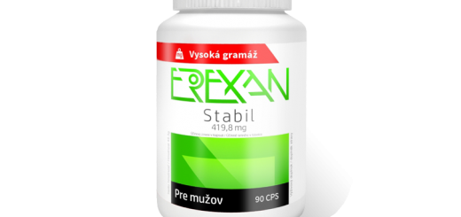 Erexan Stabil - recenzia, skúsenosti